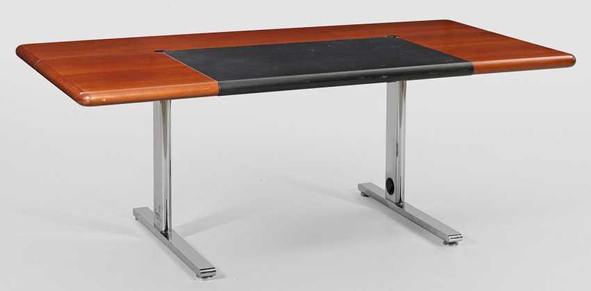 "Large work Desk ""Orgadesk"" by Walter Knoll - photo 1"
