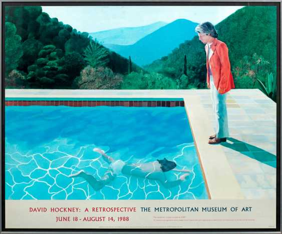 David Hockney - photo 1