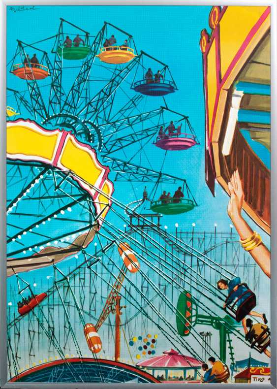 Roy Lichtenstein and other contemporary artists - photo 1