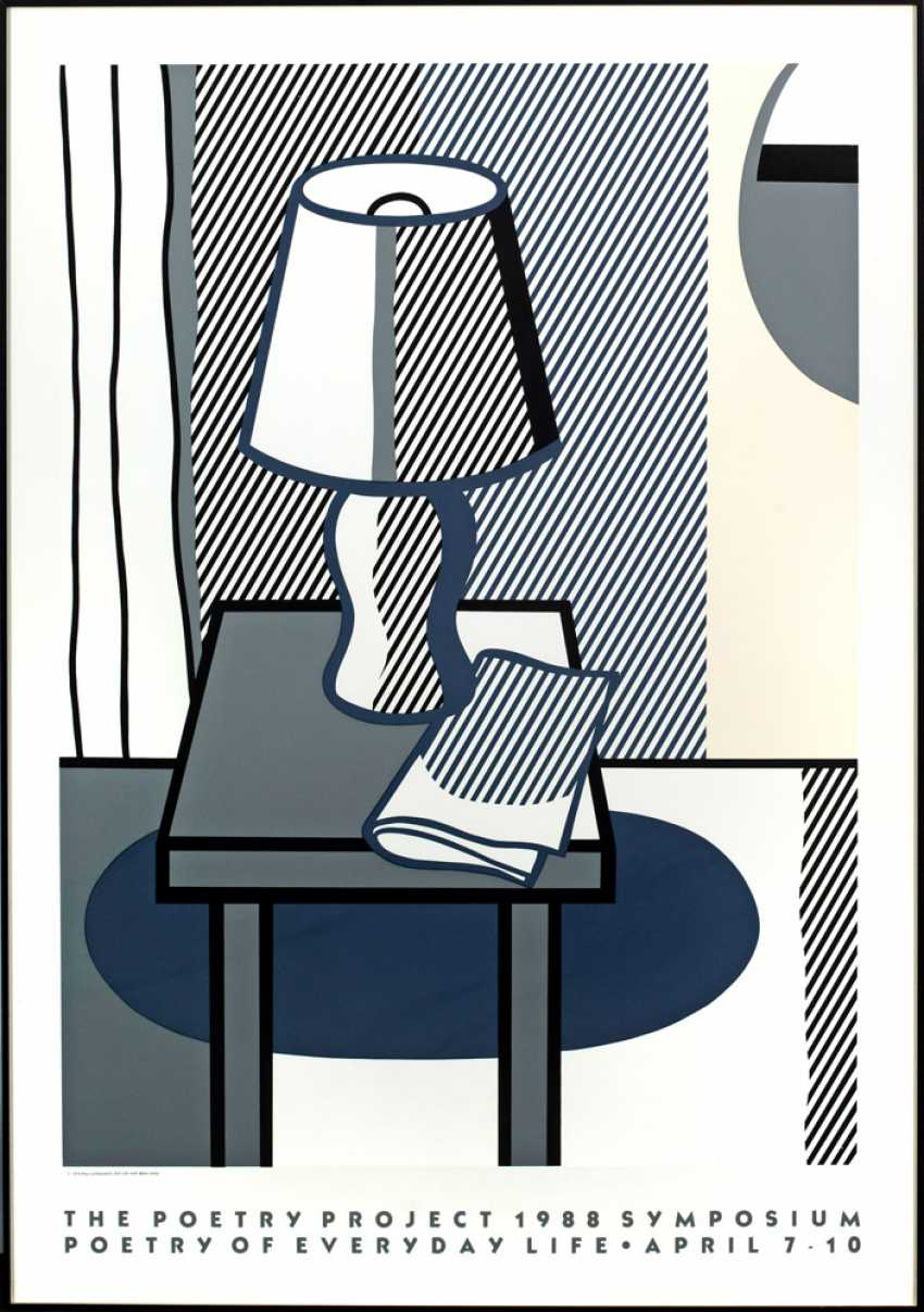Roy Lichtenstein and other contemporary artists - photo 2