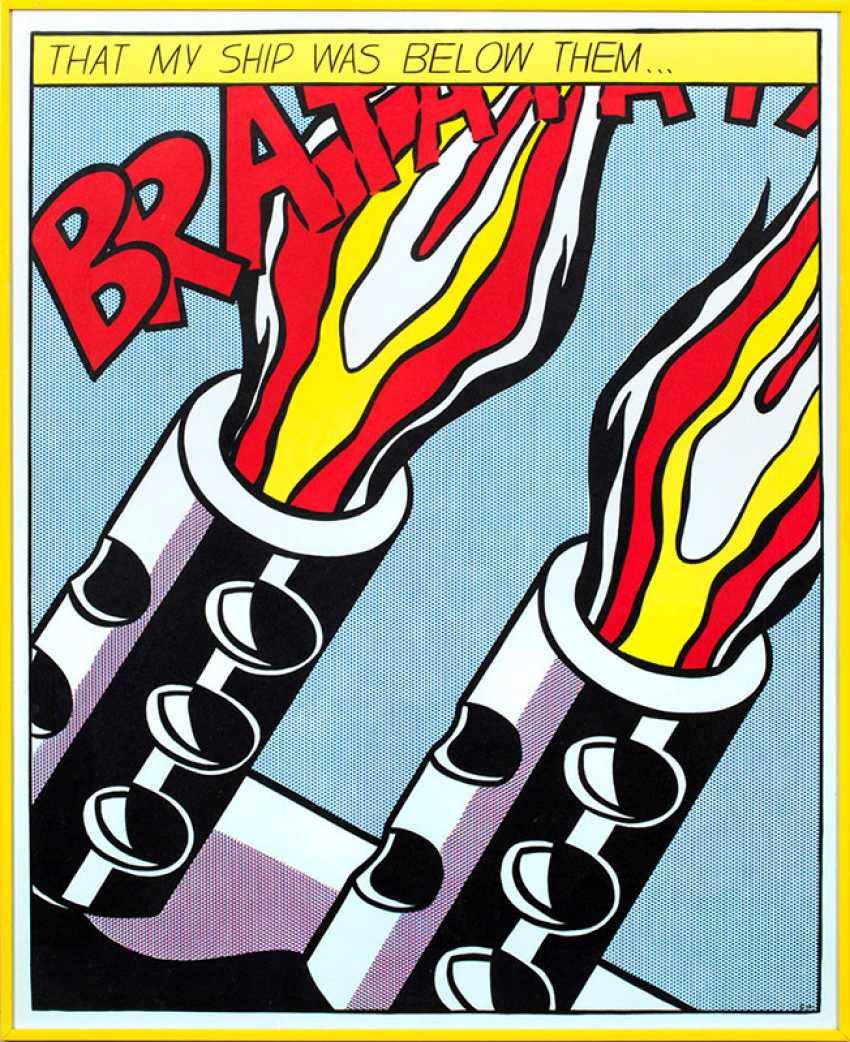 Roy Lichtenstein - photo 2