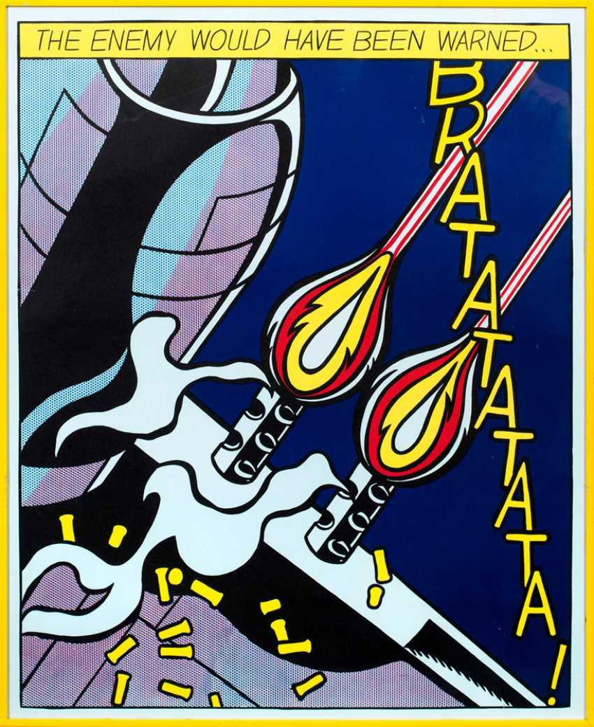 Roy Lichtenstein - photo 3
