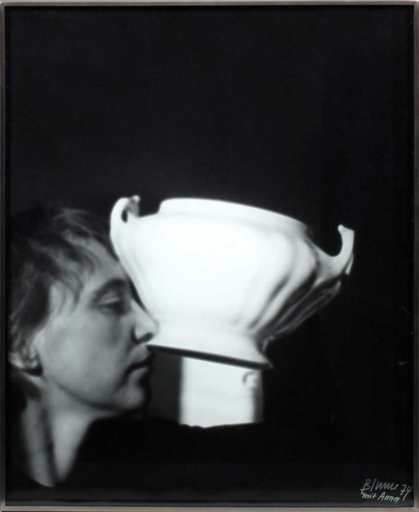 Anna and Bernhard Blume - photo 1