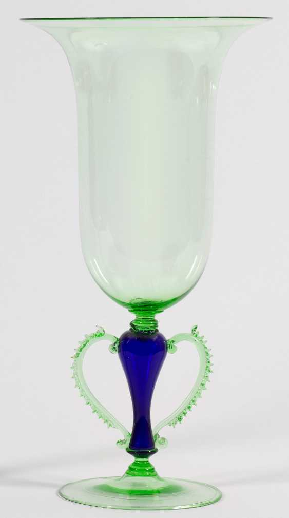 "Great ""Soffiato""Cup Vase - photo 1"