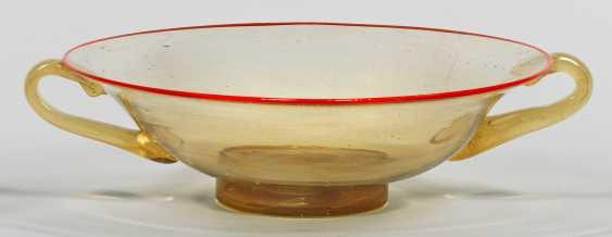 Double handle bowl - photo 1