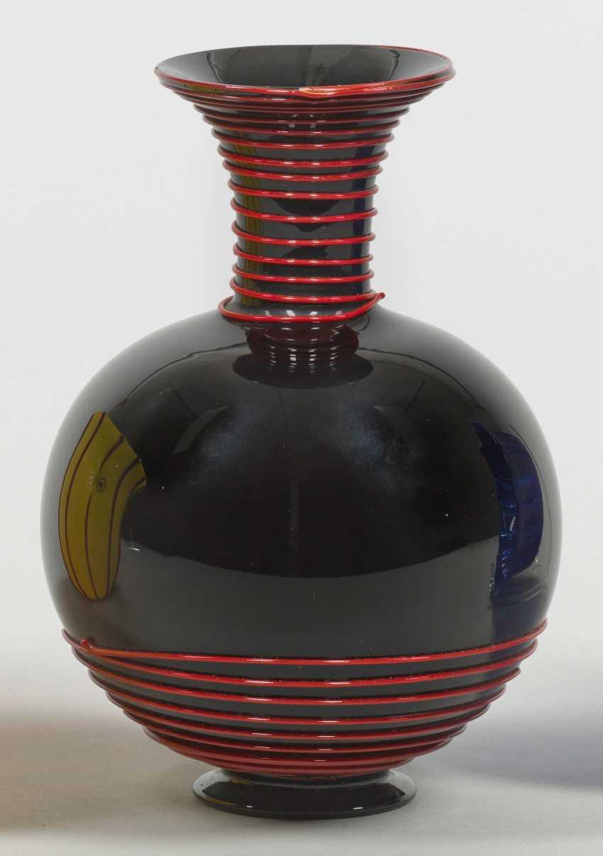 Vase von Napoleone Martinuzzi - photo 1