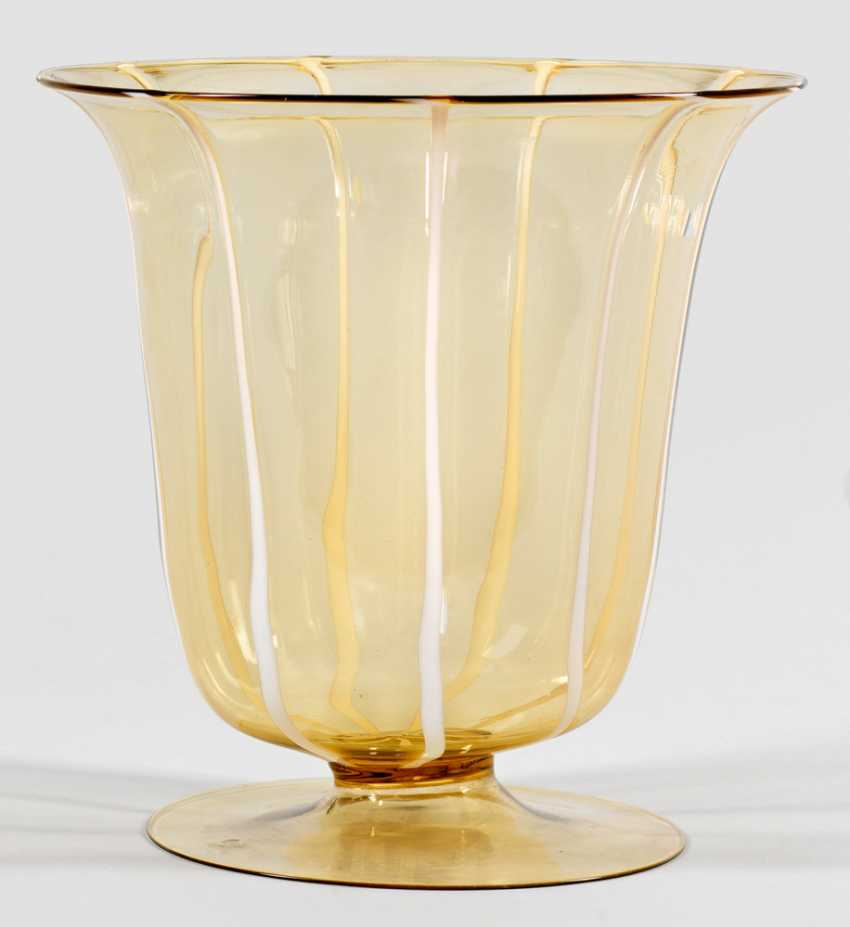 """Rare """"Soffiato""""Vase - photo 1"""