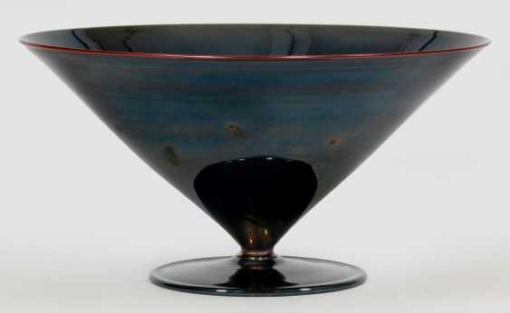 Rare funnel bowl by Carlo Scarpa - photo 1
