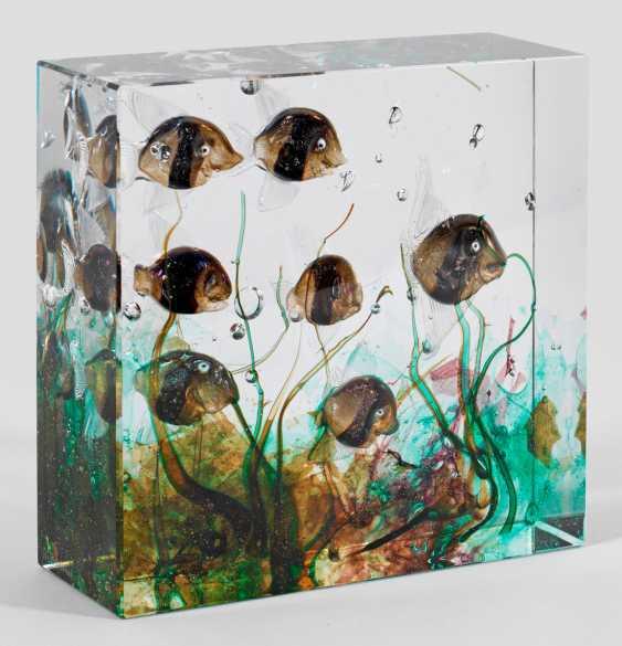 Aquarium von Alfredo Barbini - photo 1