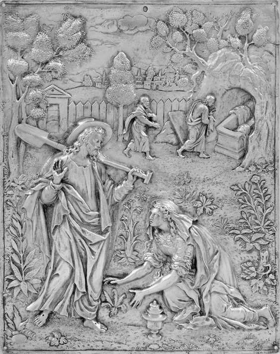 Rare relief panel in the Renaissance style - photo 1