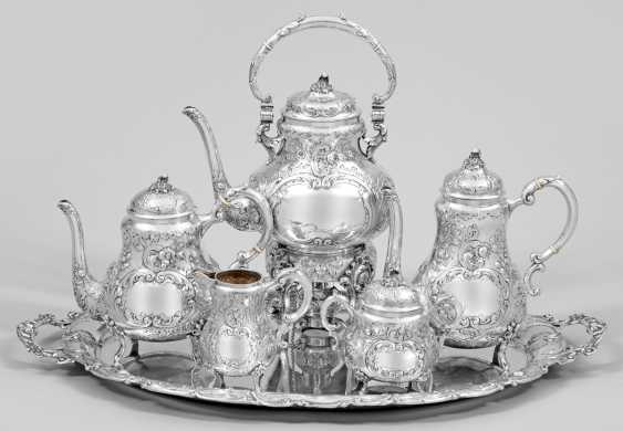 Large coffee and tea service - photo 1