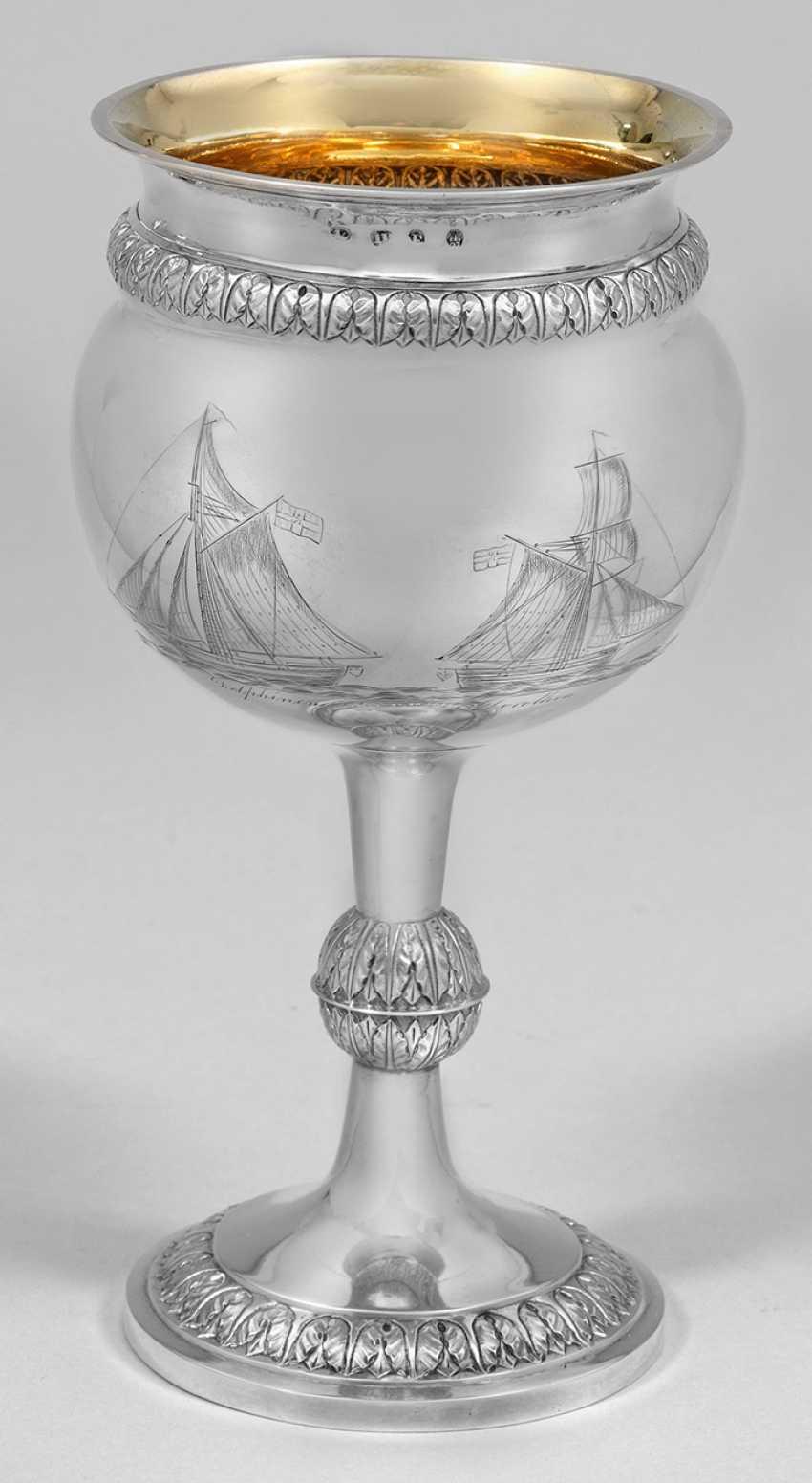 Biedermeier Cup on the Maritime trade - photo 1