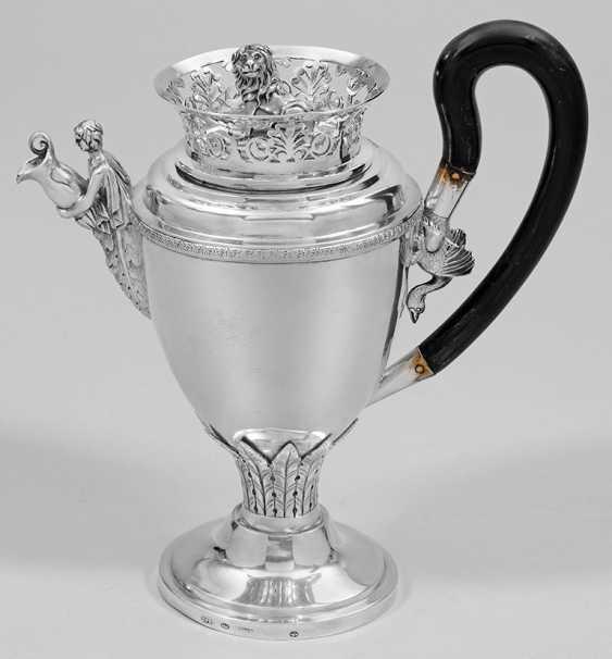 The Augsburg Empire Coffee Pot - photo 1
