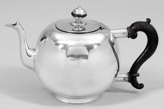 Small rare teapot - photo 1