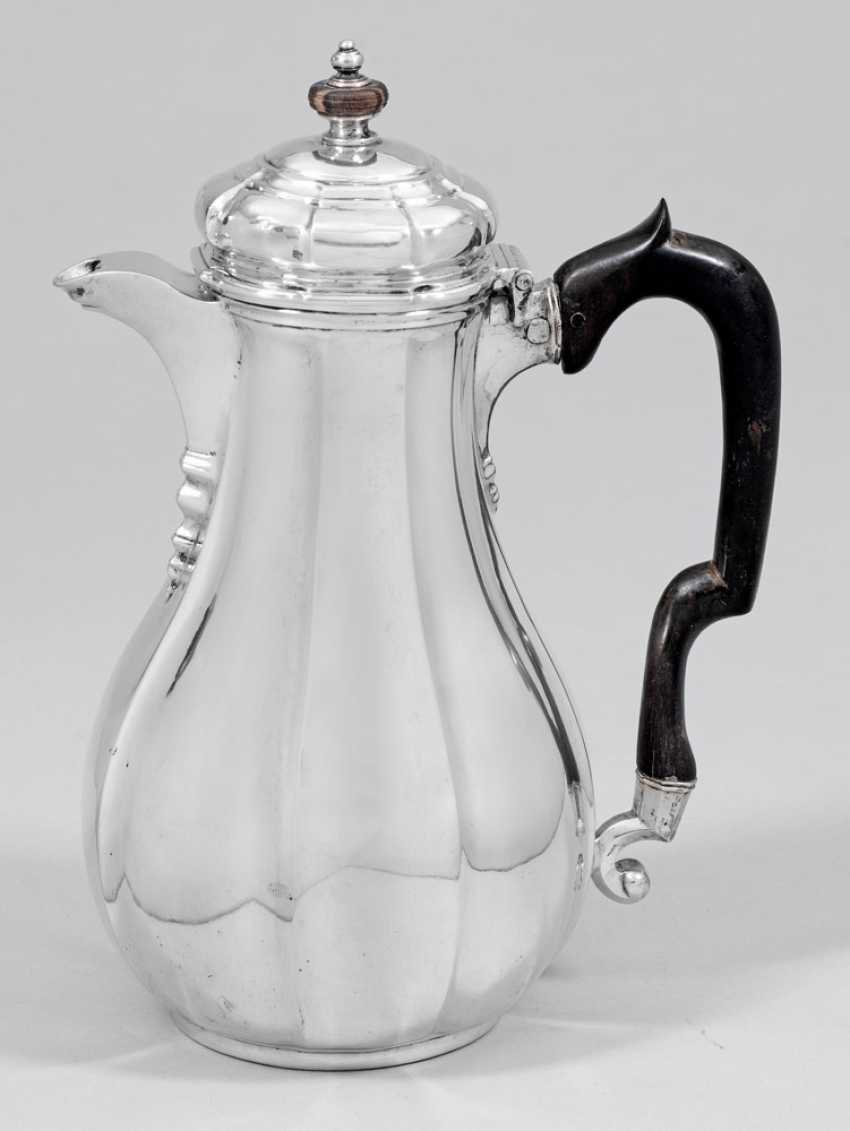 Wolf Gymnasium Baroque Coffee Pot - photo 1