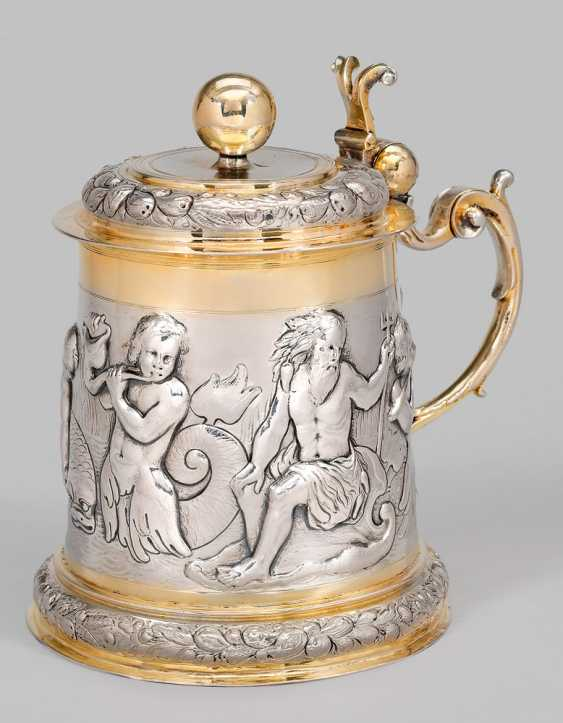Outstanding Baroque tankard of Museum quality - photo 1
