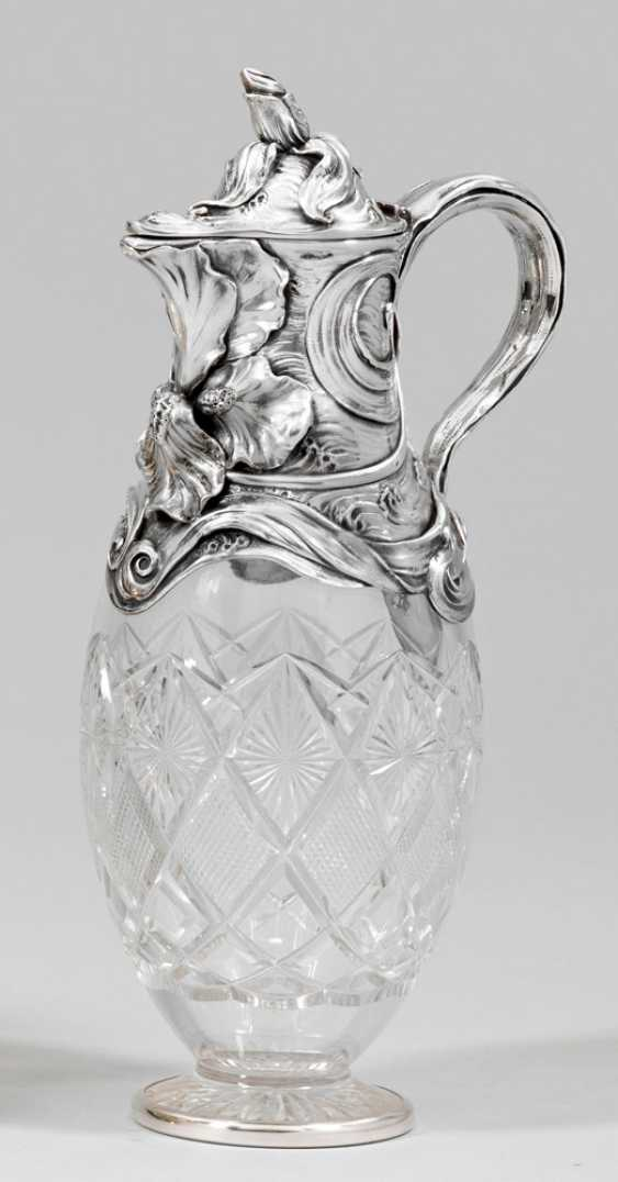 Art Nouveau-Carafe - photo 1