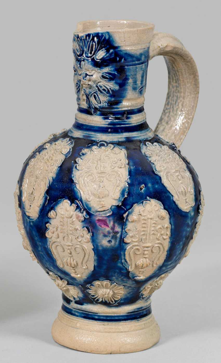 Small Narrow-Necked Jug - photo 1