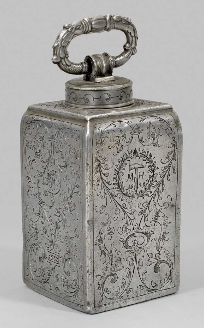 Guild-screw-top bottle, is of Museum quality - photo 1