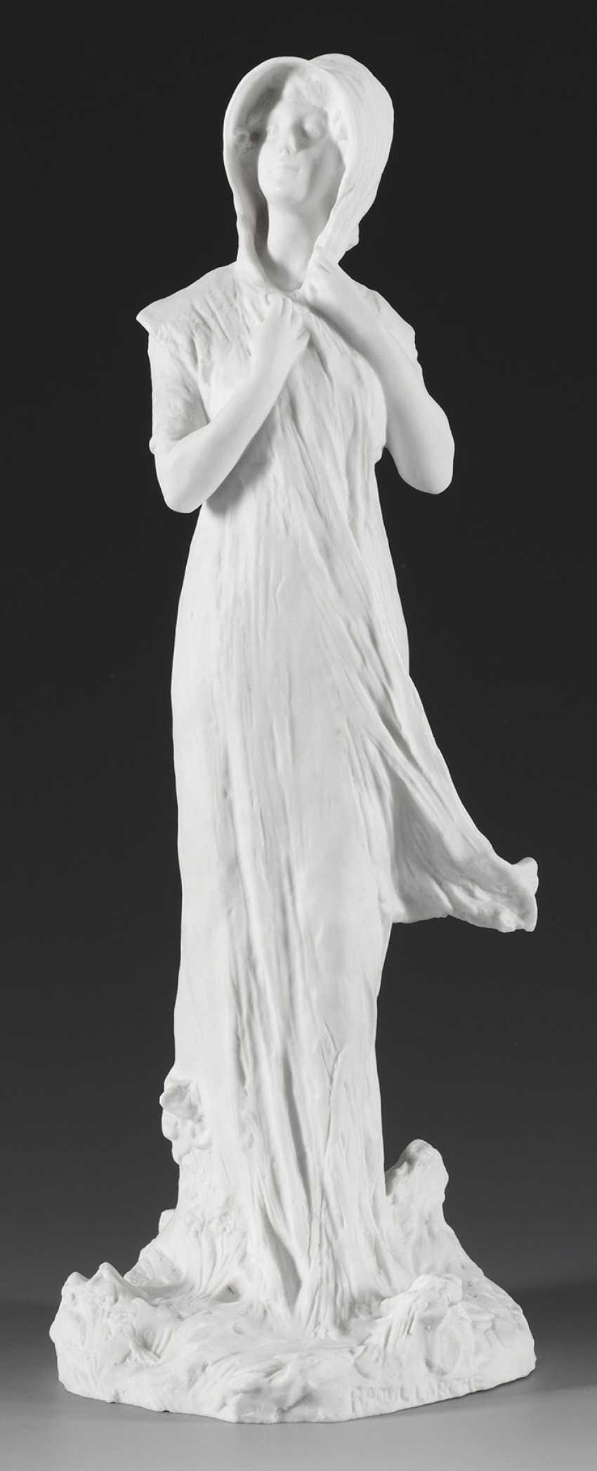 Art Nouveau-Lady - photo 1