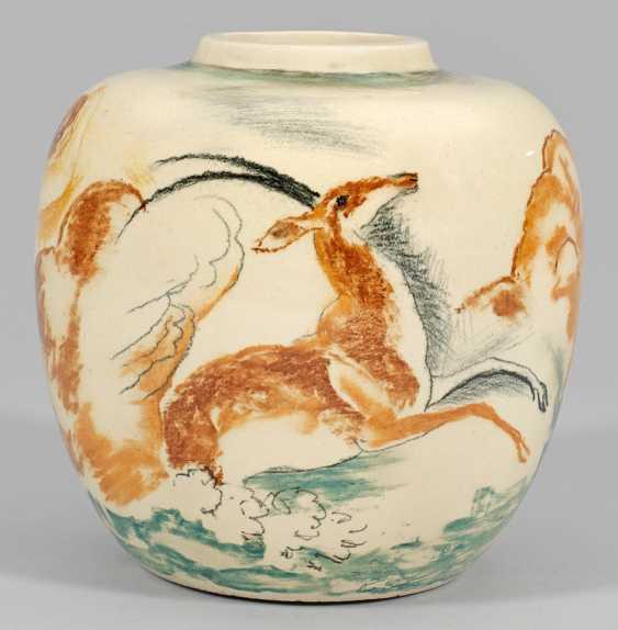 Art Deco Vase - photo 1