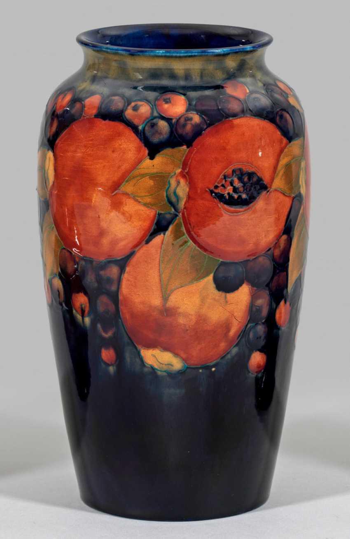 Pomegranate-Vase von William Moorcroft - photo 1
