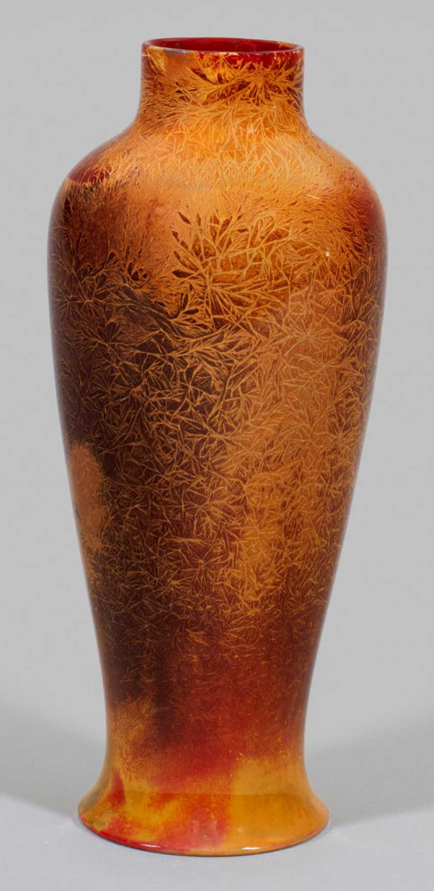 Vase von Bernard Moore - photo 1