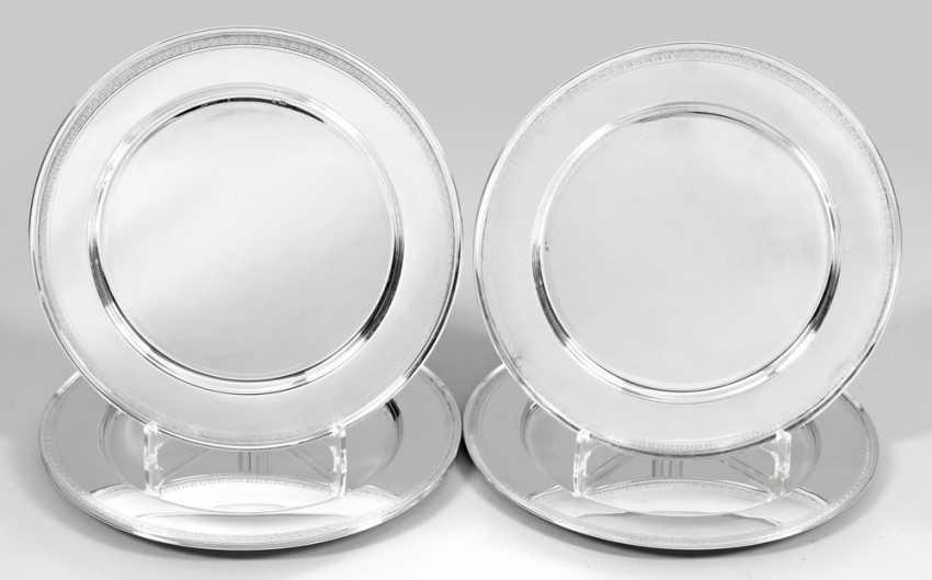 Six Square Plates - photo 1