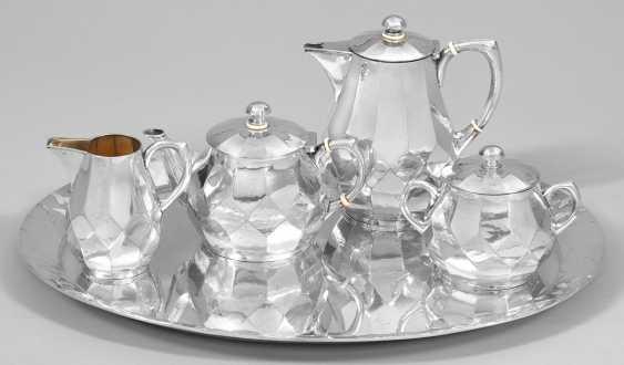 Art Deco-Kaffeeservice - photo 1