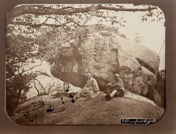 Five historic photographs, with scenes from the Jiangnan Region - photo 2