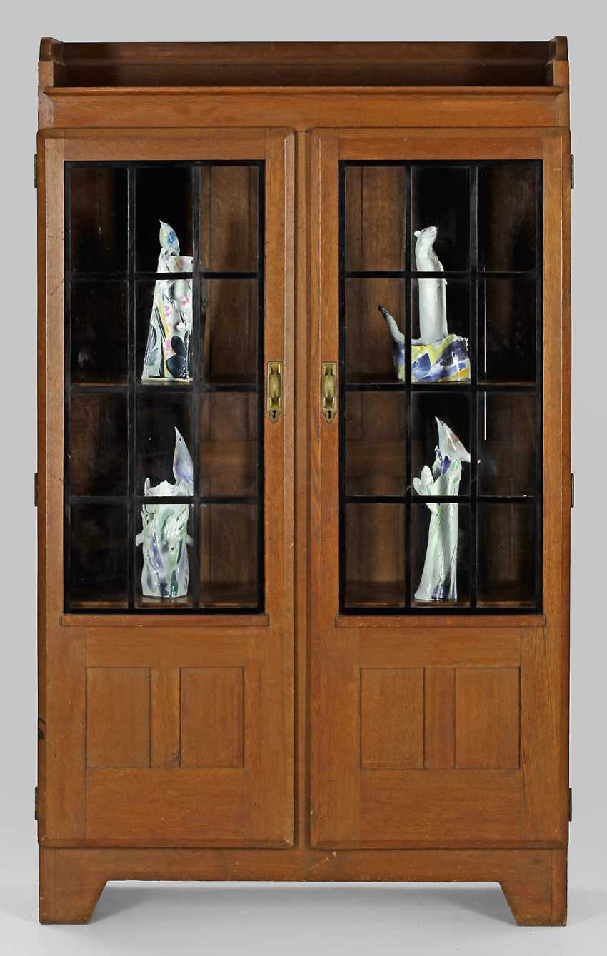 Books Cabinet by Richard Riemerschmid - photo 1