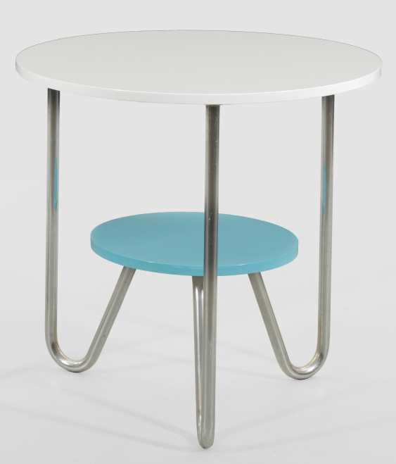 Side table in the Bauhaus style - photo 1
