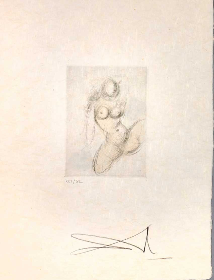 Salvador Dali - photo 1