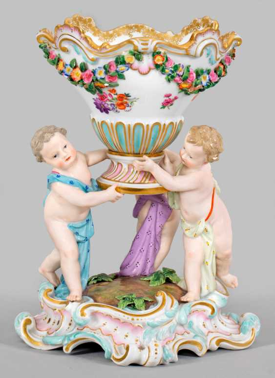 Decorative with cherubs - photo 1