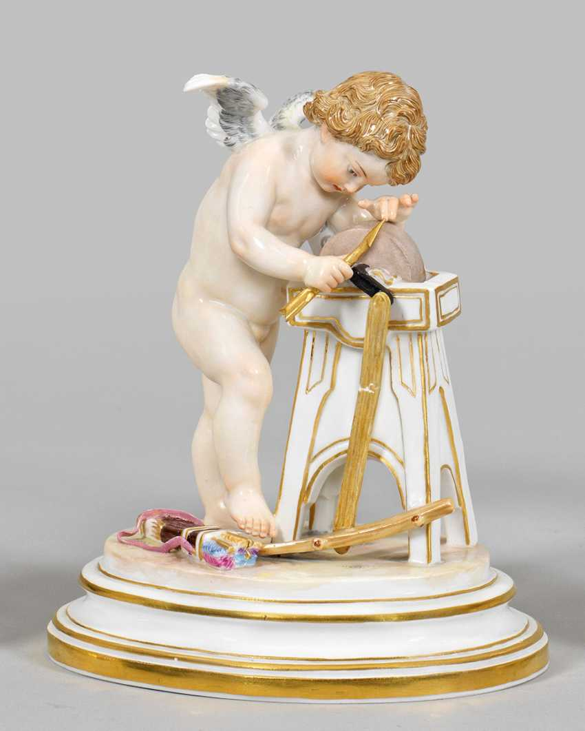 Cupid as a grinder - photo 1