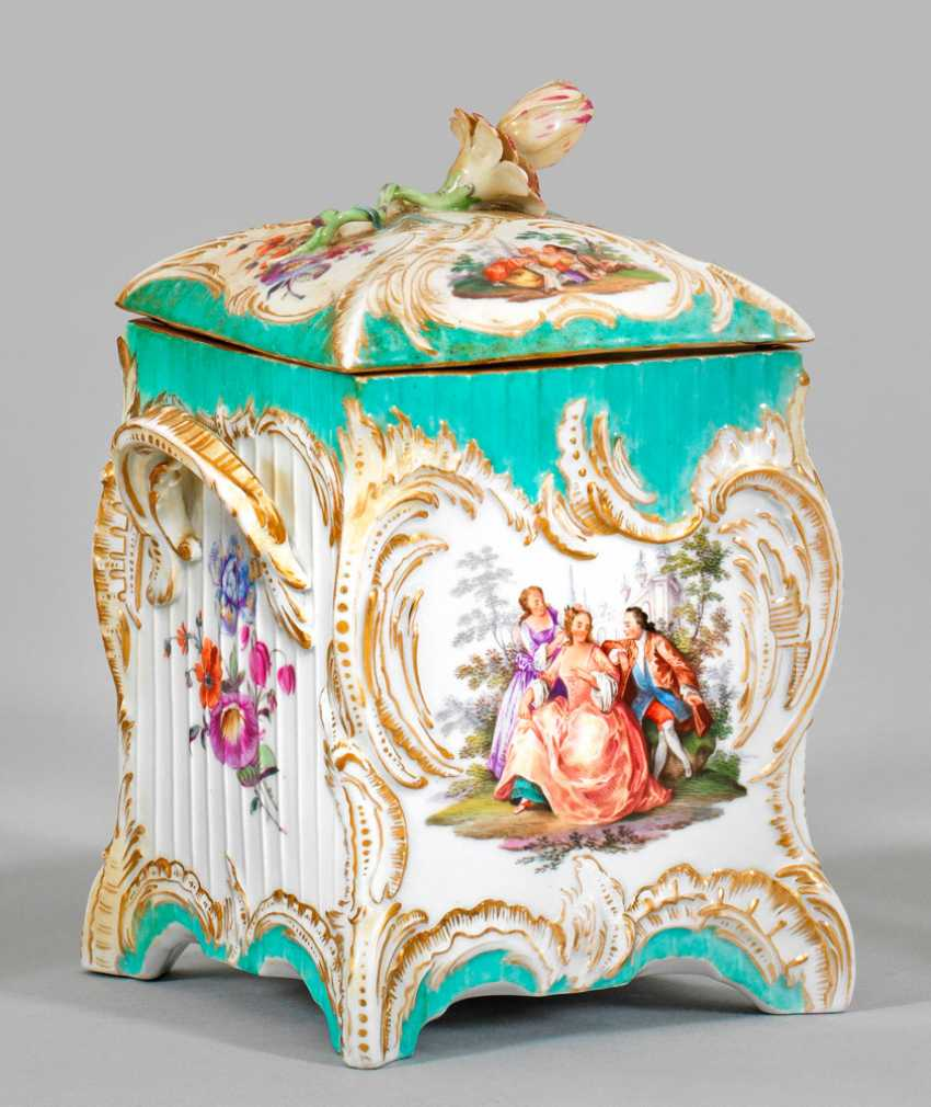 Large Lidded Box - photo 1