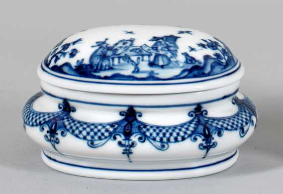 Cover tin with Chinoiserien - photo 1