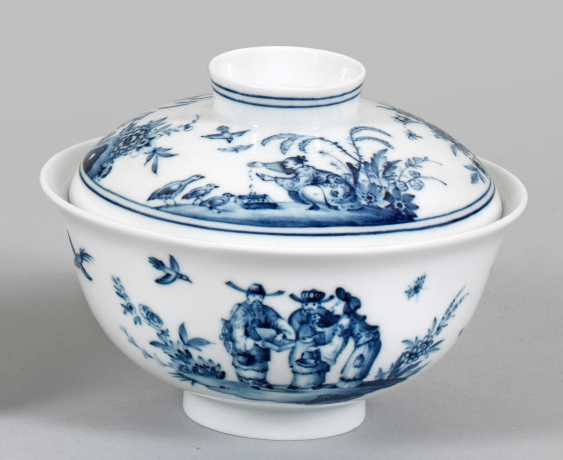 Rice bowl with lid - photo 1