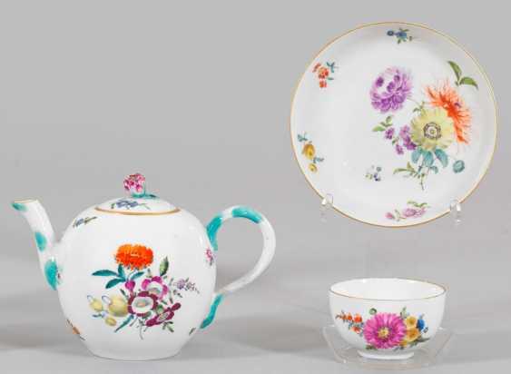 Small teapot and Kopp Chen - photo 1