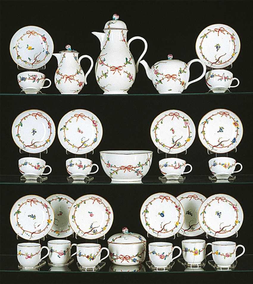 Coffee and tea service - photo 1