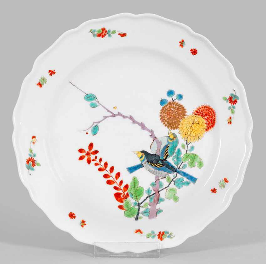 Eller is decorated with kakiemon decor - photo 1