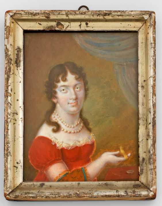 Damenportrait - photo 1