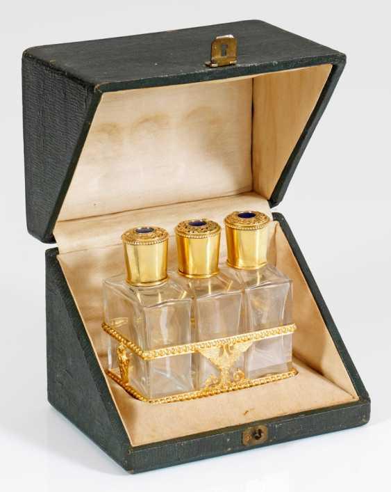 Three Perfume Bottles - photo 1