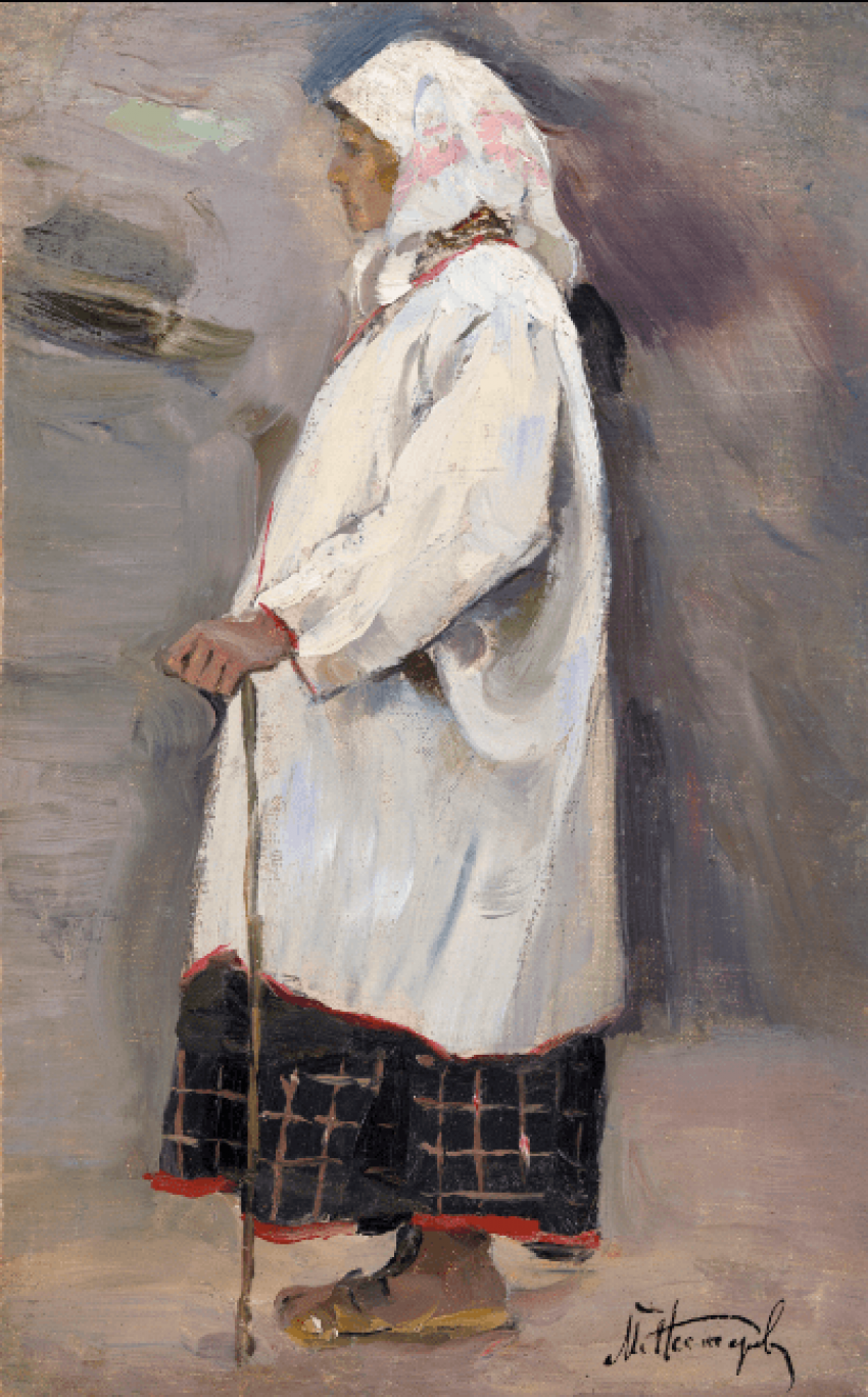 NESTEROV, MIKHAIL (1862-1942) - photo 1