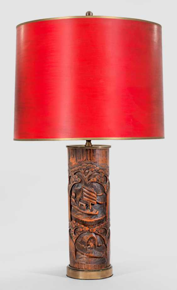 Chinese Lamp Base - photo 1