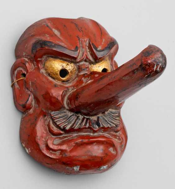 Kyôgen Mask - photo 1