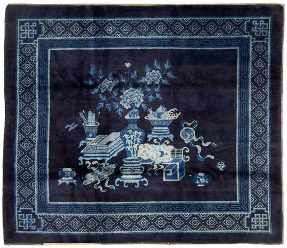 Rare, old Pao Tou-tapestry - photo 1