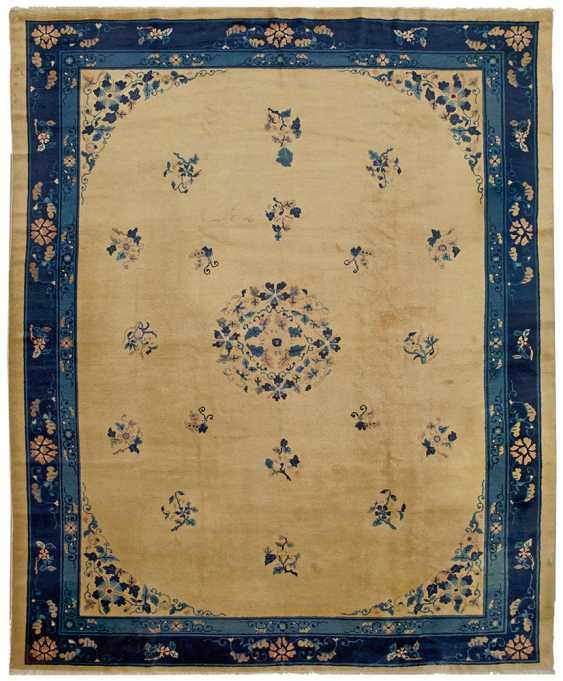 One of the great old Peking carpet - photo 1