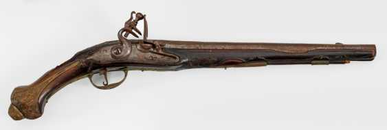 Large Flintlock Pistol - photo 1