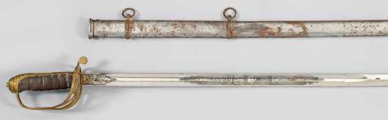 Officer's sabre - photo 1